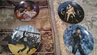 four Elvis Presley decorative plates St. Louis, 63129