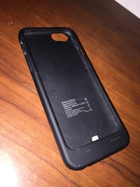 Black IPhone 6 Charging Case Washington, 20010