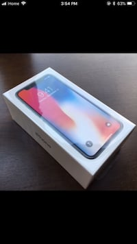 iPhone X BNIB Toronto, M9W 7K4