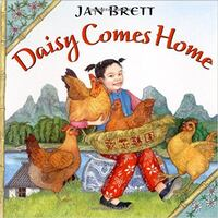 Daisy Comes Home by Jan Brett Washington