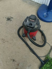 black and red canister vacuum cleaner Camp Hill, 17011
