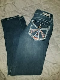 Girls jeans size 8 for sale $8 Tuscaloosa, 35405