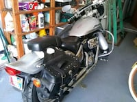 black and gray touring motorcycle Spring Hill, 34608