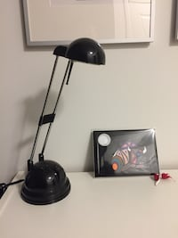 Desk Lamp (Black)!