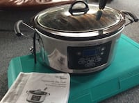 Slow cooker Clearview, L9Z 0A8