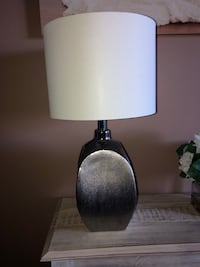 2 chrome table lamps New York, 10280