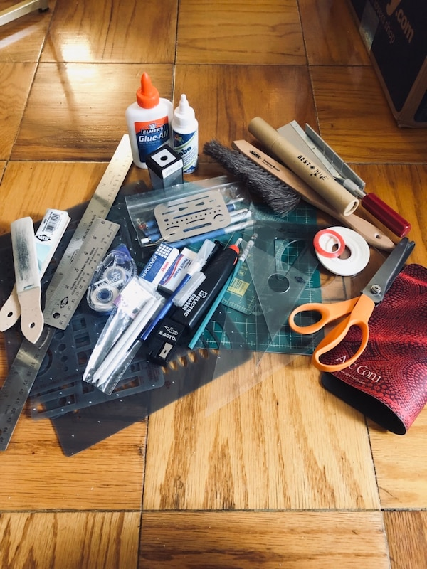 Architecture/model making supplies