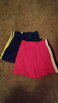 18month shorts