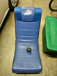 VRocker Foldable Gaming Rocking Chair With Built In Speakers