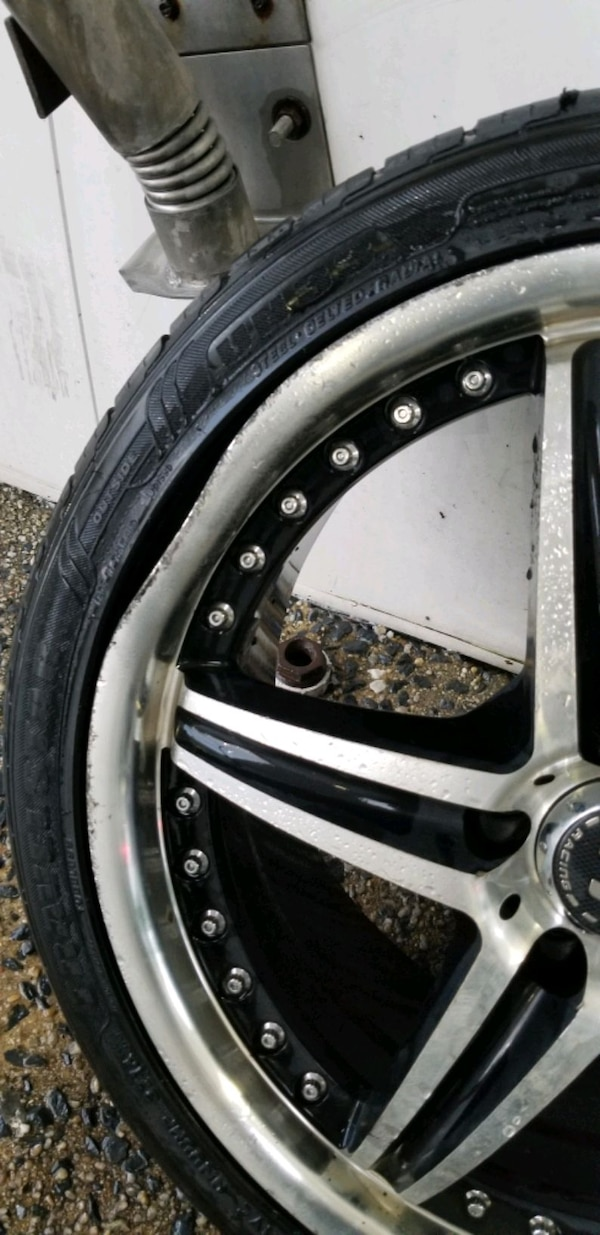 4  18in wheels rims with like new tires motegi racing 5x110    0250fde9-4e90-479f-bfc0-732c147a207e