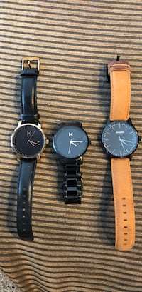 MVMT brand unisex watches. Like new  Vancouver, V5R