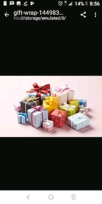 Gift Wrapping Services Brenham