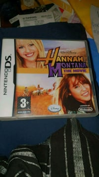Hannah Montana The Movie spill Nintendo DS  Oslo kommune, 0986