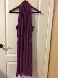 Beautiful Ralph Lauren purple dress size 12 Toronto, M9W 4M1