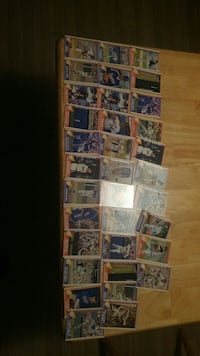 assorted baseball trading card collection Moncton, E1C 3B8