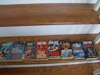 Star Trek Books, 11 Total Pick-Up Hagerstown MD Shipping at buyers cost. Many more to chose from =) Orchard Hills