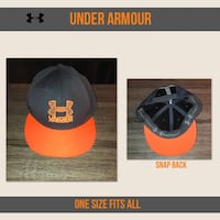 UNDER ARMOUR Snap Back  London, N5Z 2S9