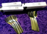 NEW WINCO SALAD FORKS AND DINNER SPOONS Kansas City, 64157