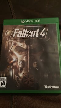 Fallout 4 xbox one game (used) DeKalb, 60115
