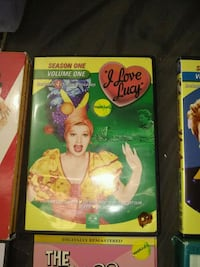 I love Lucy DVD. Township of Taylorsville, 28681