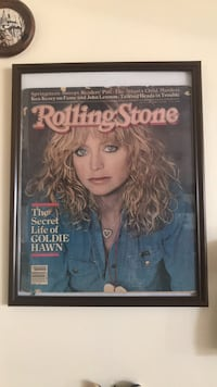 1981 rolling stone magazine Goldie Hawn New Westminster, V3M 3N5