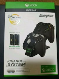 XBOX ONE Energizer Charging Station  Vaughan, L6A 1J6