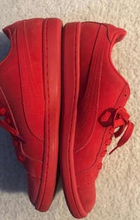 Puma Red Sneakers Fairfax, 22031