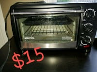 black and gray toaster oven Vaughan, L6A 1P2