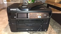 Epson  wf-7620 Printer Ellicott City, 21042