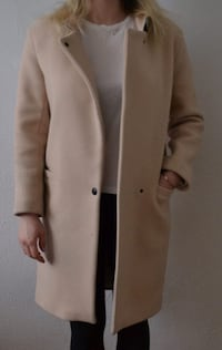 Sandro Wool Coat/ French Brand/ Size S Montréal, H2J 1M9