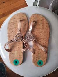 Michael kors sandals  Sterling