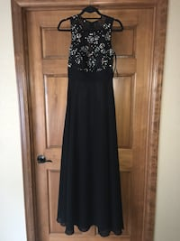 Floor length black dress  Colorado Springs, 80921