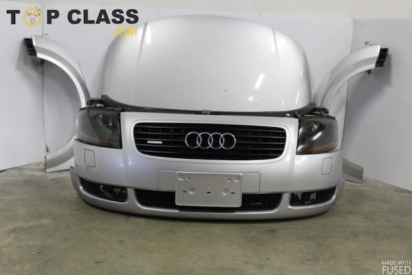 2000-2001 AUDI TT COMPLETE SET WITH FRONT NOSE  AND SIDE FENDERS &HOOD 615044da-2a57-450f-b33c-1a57eeba4970
