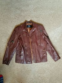 Star Lord Real Leather Jacket