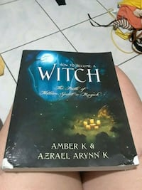 How to be a witch book Hialeah, 33016