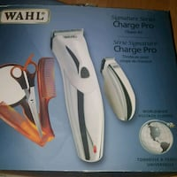 Cordless shaver - New- Note missing small clipper Brampton