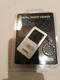 UNIDEN DIGITAL PHOTO VIEWER.
