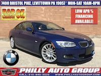 2011 BMW 3 Series 328i 2dr Coupe SULEV Levittown, 19057