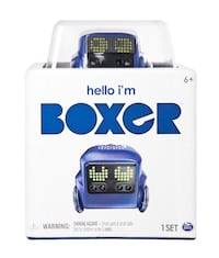 Boxer A.I. Toy Robot new Burgaw, 28425