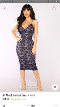 Fashion Nova Dress Toronto, M9N
