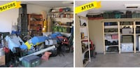 Garage Cleaning and Organizing Services  Vaughan