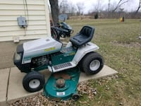POWERKRAFT Lawnmower/Tractor Model 15/42 Antioch, 60002