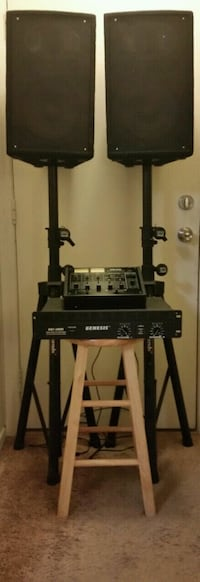 Complete PA system in excellent condition  Las Vegas, 89183