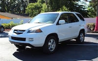 Acura - MDX - 2005 Fort Myers