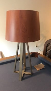 Lamp and shade for sale Falls Church, 22042