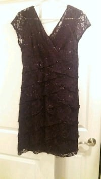 women's black sleeveless dress Toronto, M1R 1N1