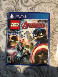 Sony PS4 Lego Batman game disc Springfield, 22152