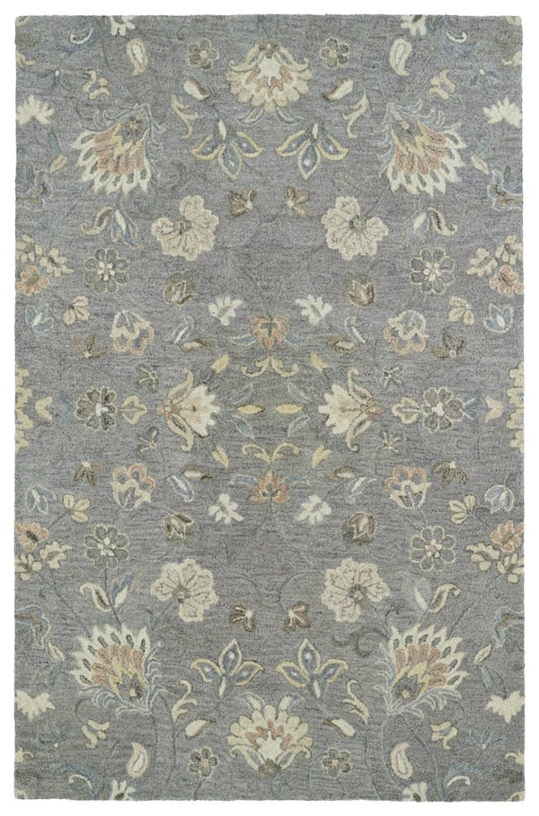 Brand new 100% wool Indian hand Tufted Beautiful Area Rug by KALEEN  قالین 8809a38c-68ea-4afe-8520-9ea579a79dff