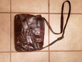 Solid Leather, Brand New, Conceal Carry Purse
