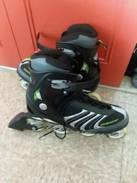 black-and-gray inline skates Hagerstown, 21740